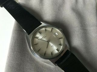 Grand Seiko 6185 - 8021 Vfa Vintage 61gs Automatic Hi - Beat