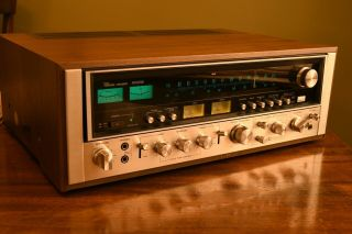 Sansui 9090db Vintage Receiver - Low Hrs.  Boxed