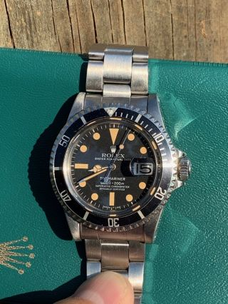 Vintage Rolex 1680 Submariner 1979/80 Wallet And Papers 2