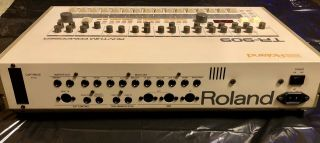 Roland TR - 909 Rhythm Composer Analog Drum Machine TR909 TR 909 Vintage 4