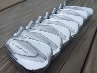 Tour issue Titleist CNCPT CP - 02 4 - PW (7 heads only) extremely rare - 2