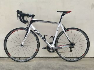 Time Vrs Fluidity Dura Ace Di2 Carbon Road Bike Rare Size Medium 54 Cm 16 Lbs
