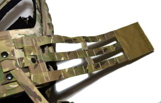 Rare Crye Precision Multicam NCPC Cage Plate Carrier CPC - MED - DEVGRU SEAL NSW 10