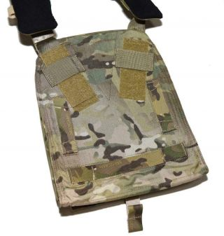 Rare Crye Precision Multicam NCPC Cage Plate Carrier CPC - MED - DEVGRU SEAL NSW 12
