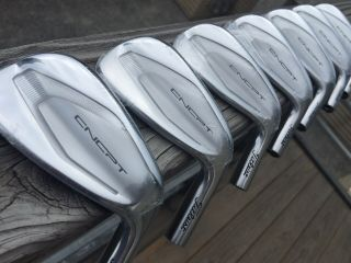 Tour Issue Titleist Cncpt Cp - 02 4 - Pw (7 Heads Only) Extremely Rare