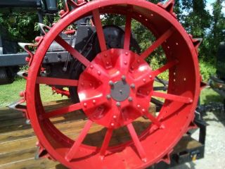 1930 Farmall Tractor Gorgeous Vintage Includes Front loader 2