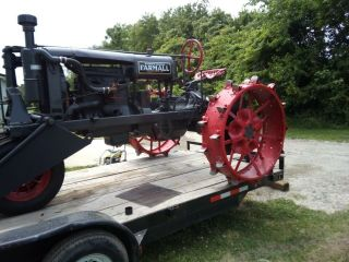 1930 Farmall Tractor Gorgeous Vintage Includes Front loader 5