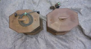 RARE MATCHING PAIR WESTERN ELECTRIC 25B AMPLIFIER USE 205D TUBE 42A,  46A 3