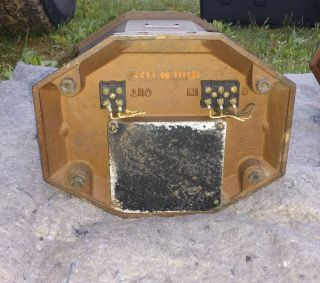 RARE MATCHING PAIR WESTERN ELECTRIC 25B AMPLIFIER USE 205D TUBE 42A,  46A 8