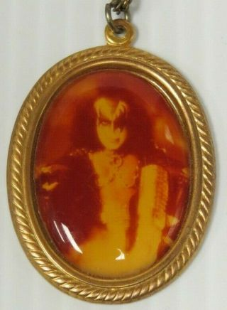 Kiss Vintage Gene Simmons Necklace Aucoin 1978