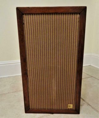 Vintage Acoustic Research Ar - 1 Speaker,  Sn 9896