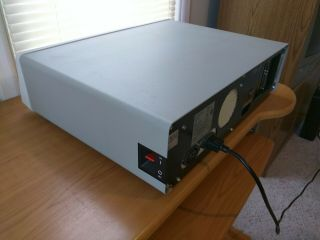 Vintage IBM 5150 PC.  Immaculate Power on and. 2