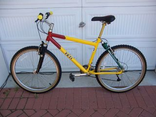 91 - 93 Yeti A.  R.  C - A.  S Vintage Mountain Bicycle Arc As