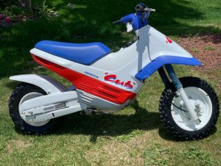 1991 Honda Cub Ez90 - Barn Find - - All - Vintage Honda - Dirt Bike