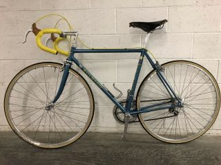 Vintage Colnago With Campagnolo Record Group - Frame Newly