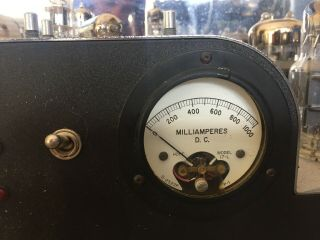 tube amplifier vintage 11