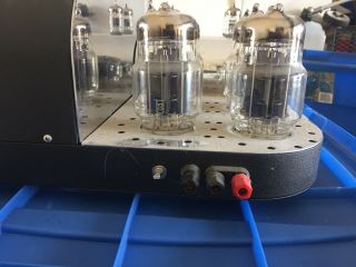 tube amplifier vintage 2