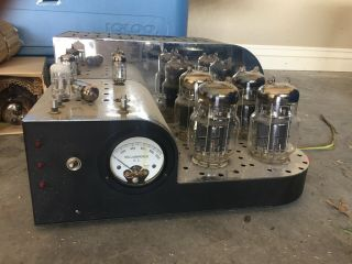 tube amplifier vintage 9