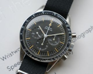 Omega Speedmaster 105.  003 Ed White Don Bezel 321 Extract Archives Vintage