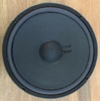 Vintage Jbl 126a Reconed/refoamed Woofer