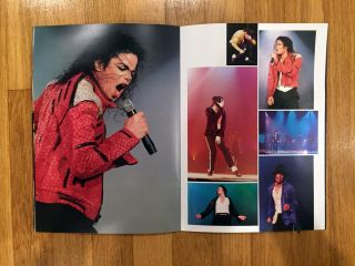 Michael Jackson Collectible VHS 2 CD Book Set Jerudong Park Rare Non - Released 10