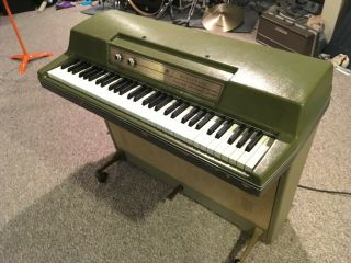 Vintage Wurlitzer Model 214 Electric Piano Special Classroom Edition