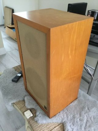 Rare Acoustic Research Ar - 1 S/n 5897 Amp Speaker In