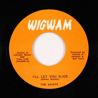 Northern/sweet Soul 45 - Saints - I