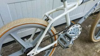 1986 Skyway Street Beat - 100 OG BMX Freestyle Vintage Retro Survivor 12