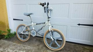 1986 Skyway Street Beat - 100 OG BMX Freestyle Vintage Retro Survivor 2