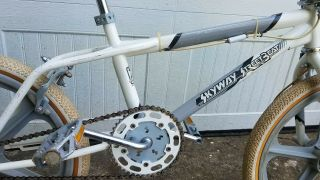1986 Skyway Street Beat - 100 OG BMX Freestyle Vintage Retro Survivor 3