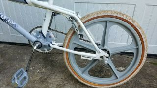 1986 Skyway Street Beat - 100 OG BMX Freestyle Vintage Retro Survivor 5