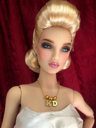 Rare Kingdom Doll LOGAN Including,  Resin British Fashion Model BJD 11