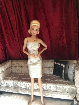 Rare Kingdom Doll LOGAN Including,  Resin British Fashion Model BJD 12