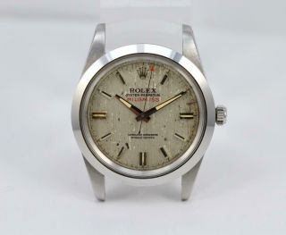 Vintage Rolex Milgauss Ref.  1019 Serial 1.  5 Million First Generation