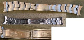 Rare Vintage Rolex TRUBEAT 6556 with DEAD SECONDS Movement Intact circa 1956 10