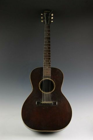 Rare Vintage Gibson L - 00 Blues King? Early 1930