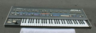 Roland Jupiter 6 Vintage Analog Synthesizer