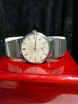 Vintage Omega Seamaster 30 With Sub - Second Very Rare 269 Movement
