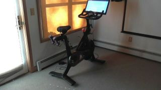 Peloton Exercise Bike Rarely,