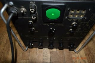 Rare Western Electric 72a Frequency Meter 178d Output Trans 221g 221f 285p More