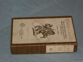 TSR ' s - DUNGEONS & DRAGONS WOODGRAIN BOXED SET FROM 1975 (ULTRA RARE) 10