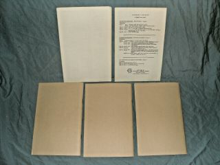 TSR ' s - DUNGEONS & DRAGONS WOODGRAIN BOXED SET FROM 1975 (ULTRA RARE) 6