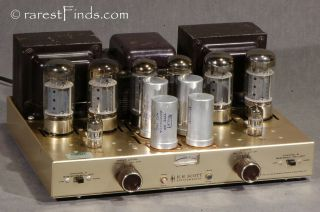 Vintage H H Scott Lk - 150 Hifi Stereo Vacuum Tube Amplifier,  Very 2 X 75 W