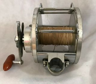 Vintage 30s Big Game Tuna Reel 1 Kovalovsky era 5
