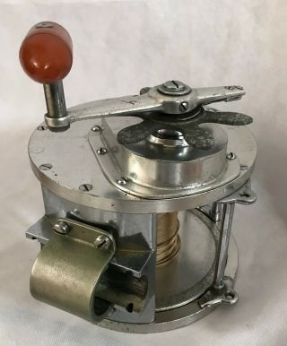 Vintage 30s Big Game Tuna Reel 1 Kovalovsky era 6