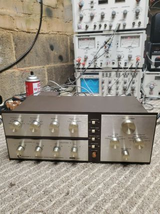 Harman Kardon Citation I Vintage Tube Stereo Preamplifier