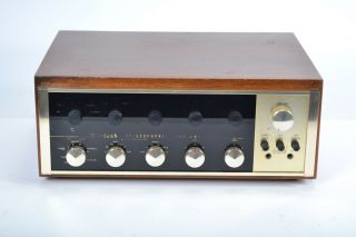 Mcintosh C20 Vacuum Tube Stereo Preamplifier - Phono Stage - Vintage Classic