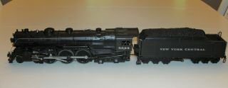 Pre - War 1939 Vintage Lionel 700e Engine & 700t Tender - - 100 - - -