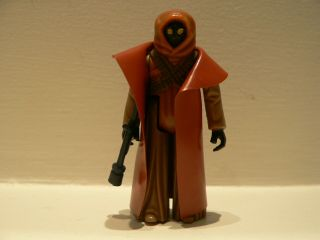 Vintage Star Wars Toltoys Vinyl Cape Jawa